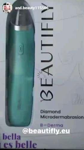 Diamanten-Mikrodermabrasion B-Derma photo review